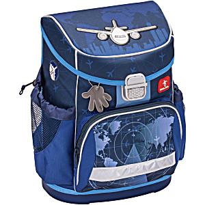 Школьные рюкзаки Belmil 405-33 Самолет Airplane